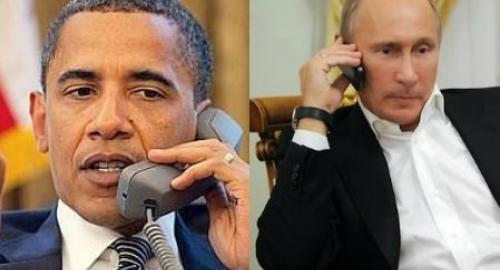 Tensioni in Ucraina: Obama e Putin discutono telefonicamente